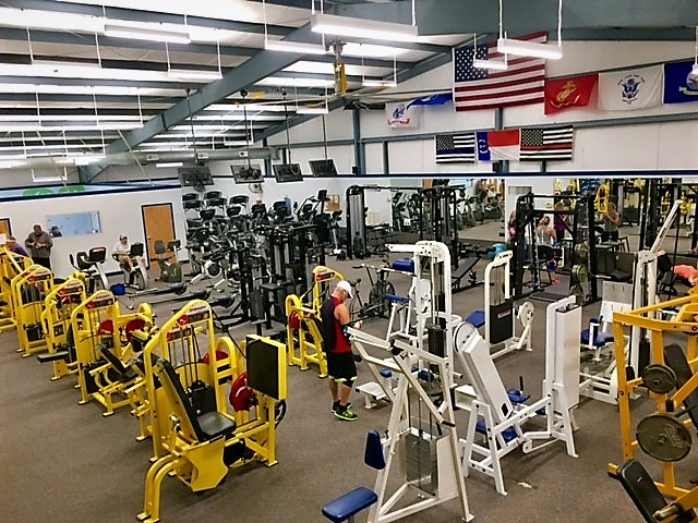 Coastal Fitness Center Hampstead NC