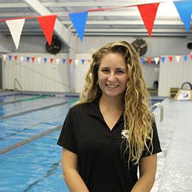 Ellie - Swim Coordinator